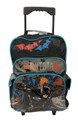 Batman Large Rolling Backpack - Handle Up