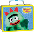 Yo Gabba Gabba - Collectible Tin Box - Yellow - Party Favors