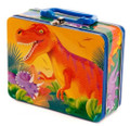 Dinosaur Collectible Tin Box Party Favors