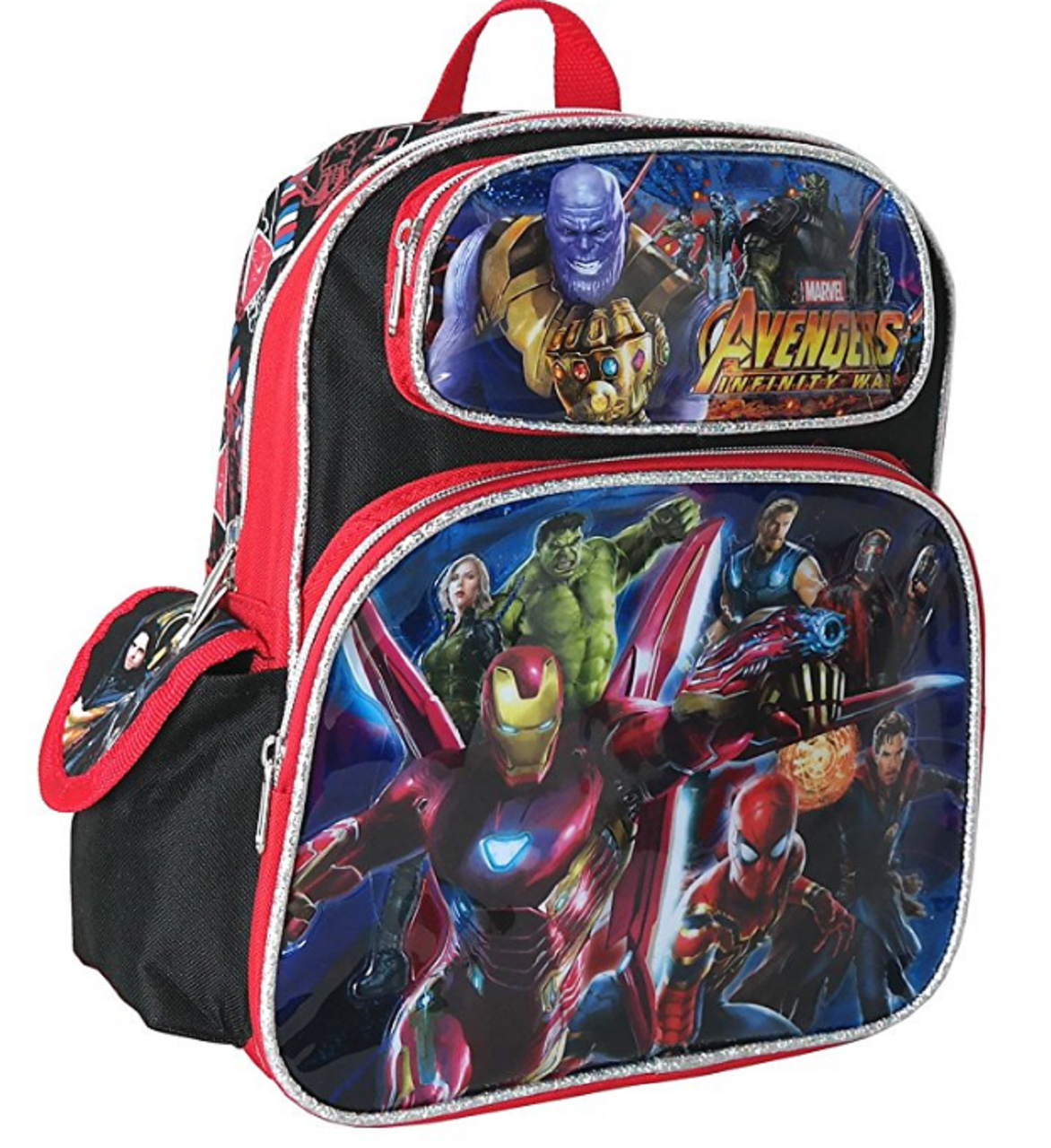 Backpack - Avengers: Infinity Wars - 12 Inch Small / Toddler