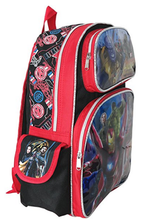 Backpack - Avengers: Infinity Wars - 16 Inch Large / Fullsize