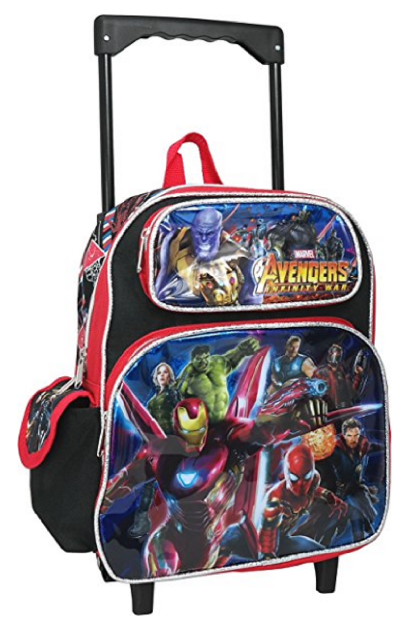 Rolling Backpack - Avengers: Infinity Wars - 16 Inch Large