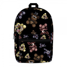 Five Nights at Freddys Large 17 Inch Backpack
