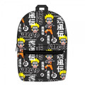 Naruto Sublimated 18 Inch Large Backpack
