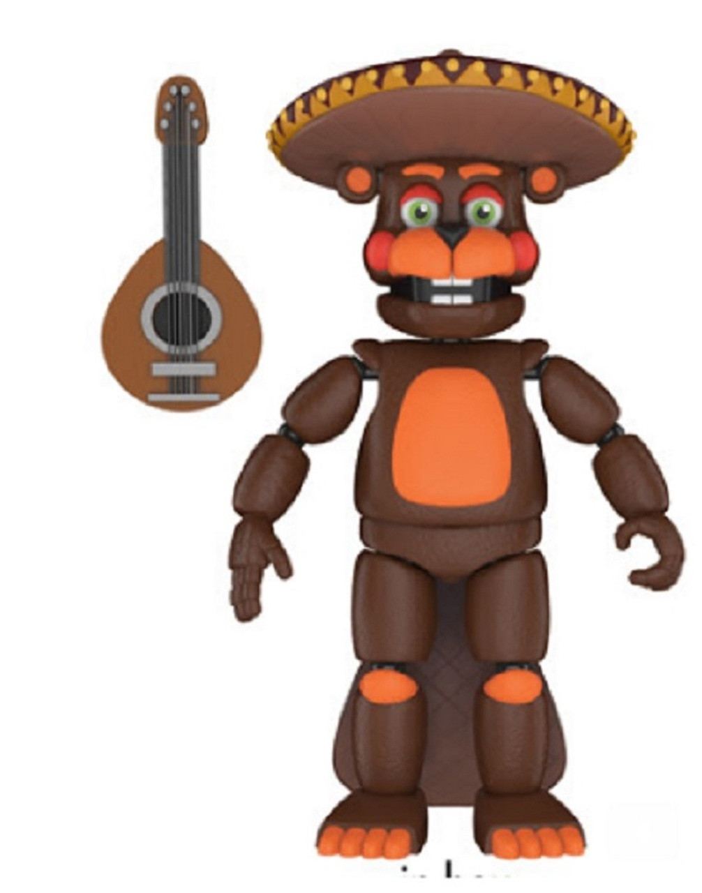 Action Figure: Five Nights at Freddy's Pizza Sim - El Chip
