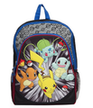 Backpack - Pokemon - Large 16 Inches - Pikachu - 3D Embossed