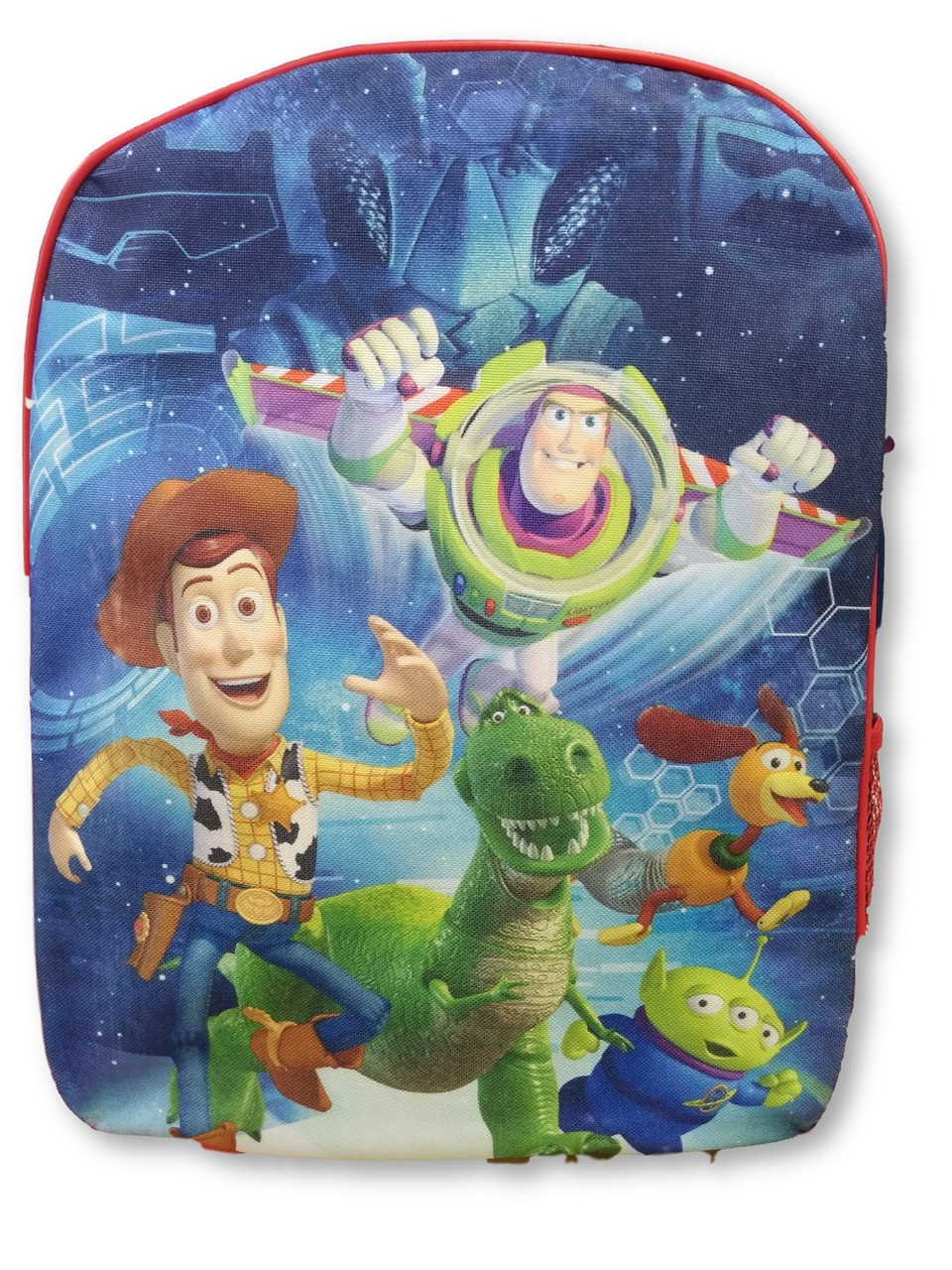 Backpack - Toy Story - Large 15 Inch - Screen Printed No Pockets