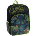 Backpack - Ninja Turtles - Large 16 Inch - Turtle Trouble