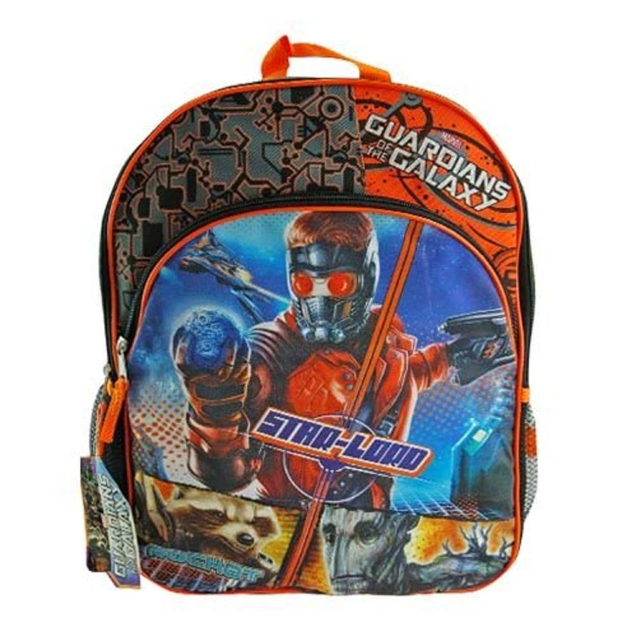 Backpack - Guardians of the Galaxy - Large 16 Inch - Star Lord