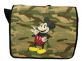 Mickey Mouse Messenger Bag Backpack - Camo