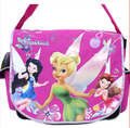 Backpack - Tinkerbell - Messenger Bag - Pink Black - Fairies