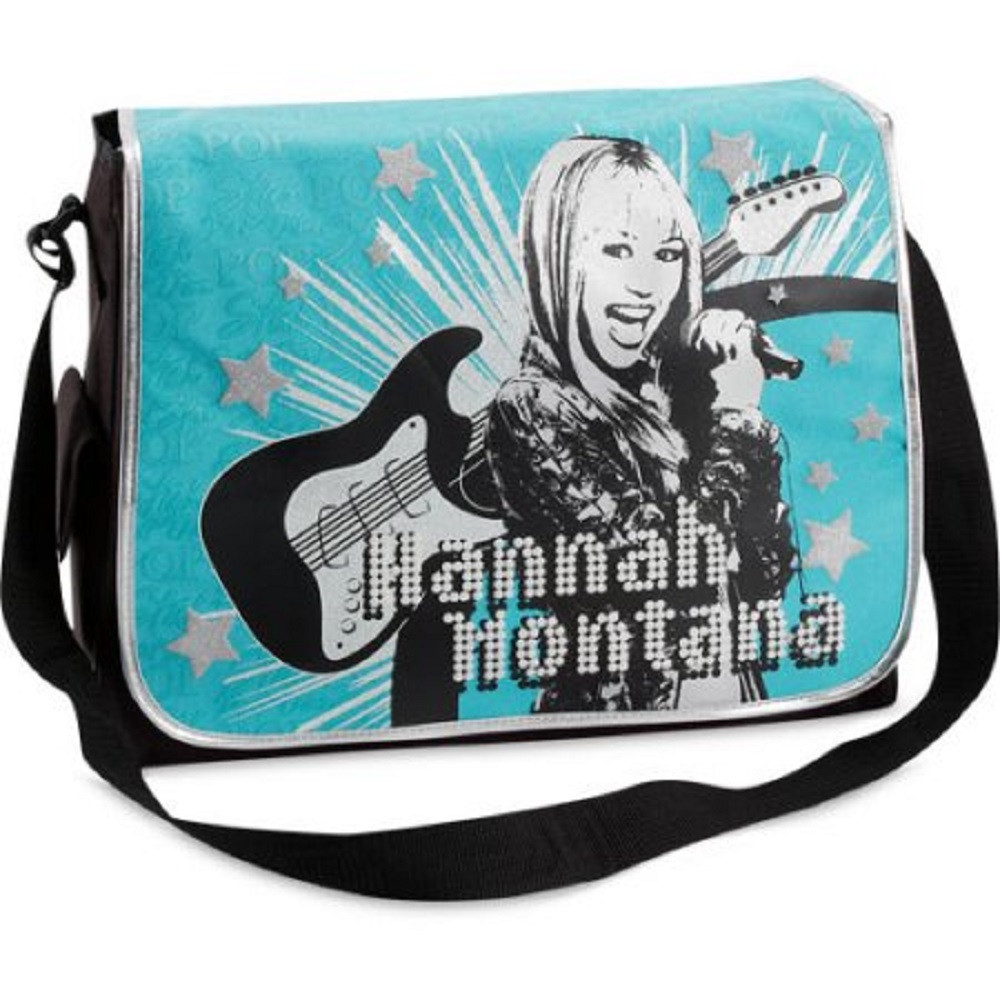 Hannah Montana Messenger Bag Backpack