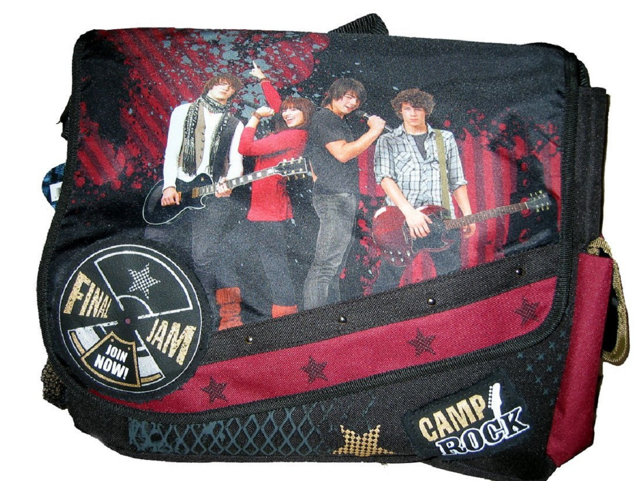 Backpack - Camp Rock - Messenger Bag - Final Jam