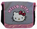 Backpack - Hello Kitty - Messenger Bag - Black White