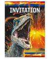 Jurassic World - Invitations - 8ct