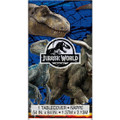 Jurassic World - Plastic Tablecover - 1ct