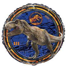 Jurassic World - Metallic Balloon - 18 Inch