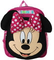 Backpack - Minnie Mouse - Small 12 Inch - Face