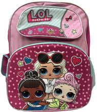 LOL Surprise - Large 16 Inch - 3D - Backpack