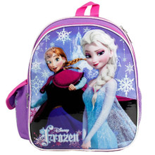 Backpack - Frozen - Small 12 Inch - Anna and Elsa