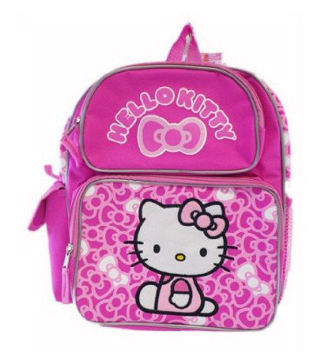 Hello Kitty Small 12 Inch Toddler Backpack