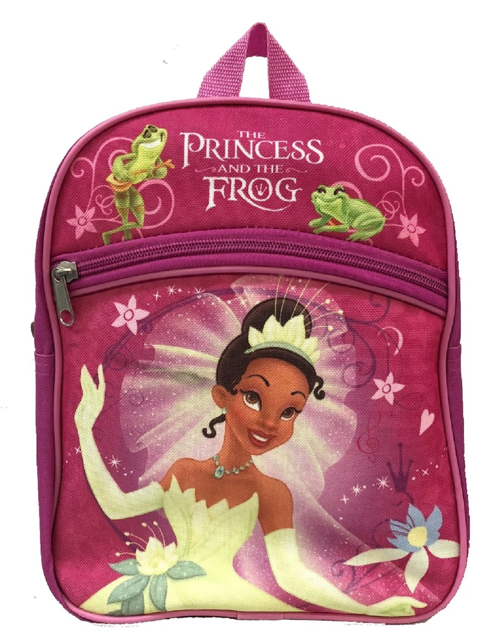 Tiana Mini 10 Inch Pink Backpack