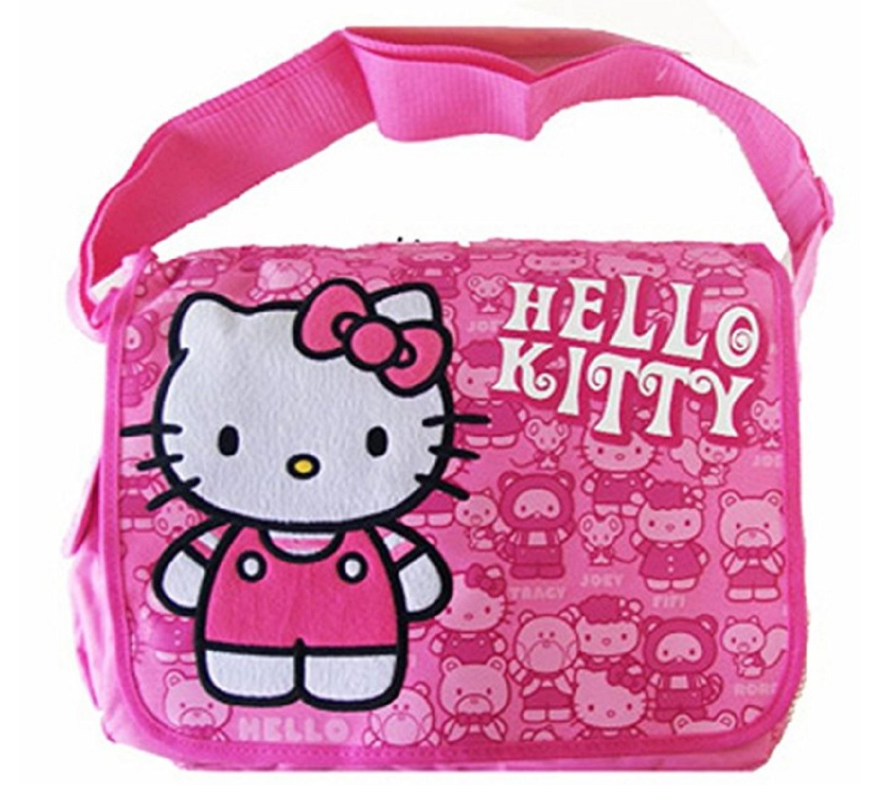 Hello Kitty - Messenger Bag - Backpack