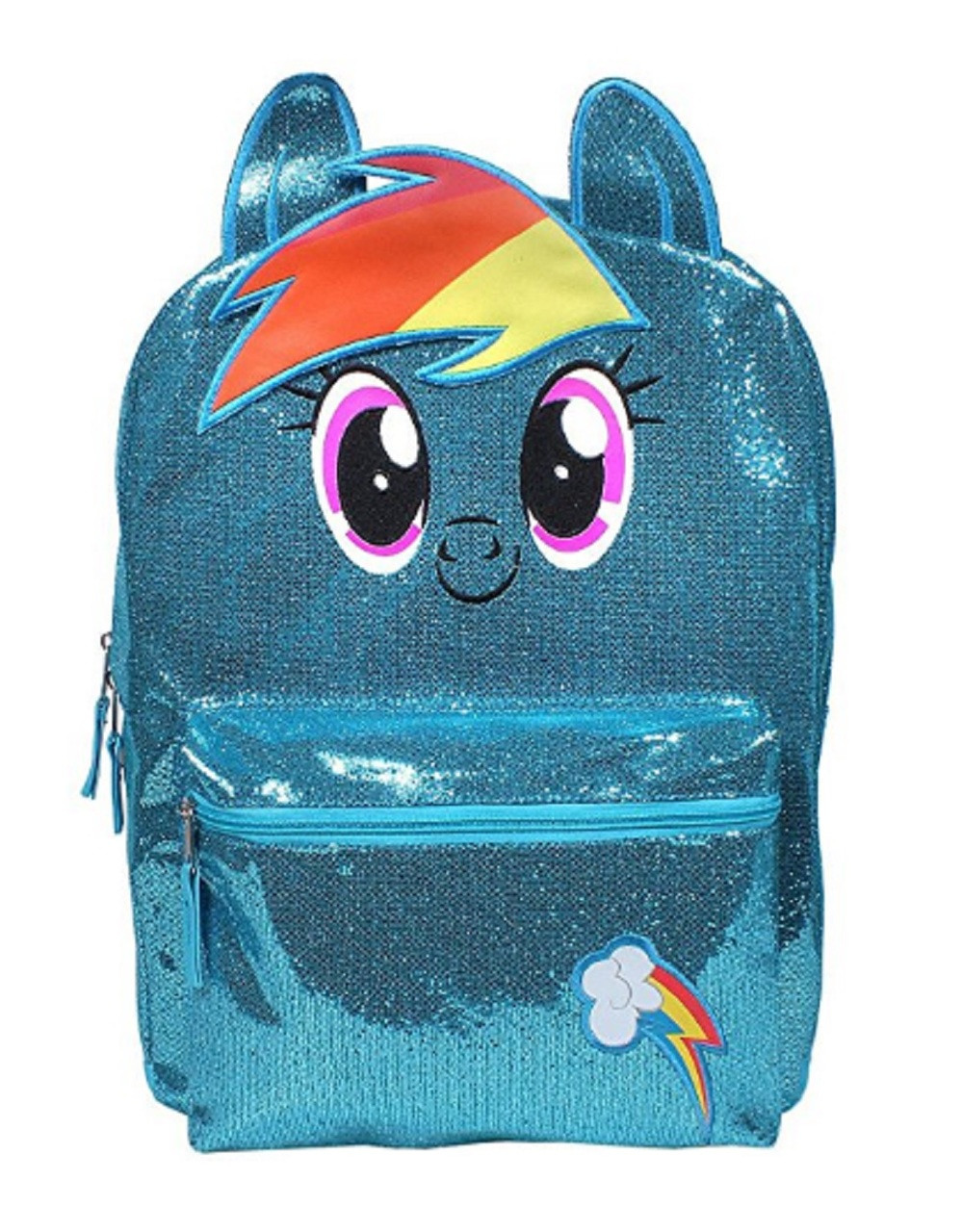My Little Pony Large 16 Inch Rainbow Dash Backpack