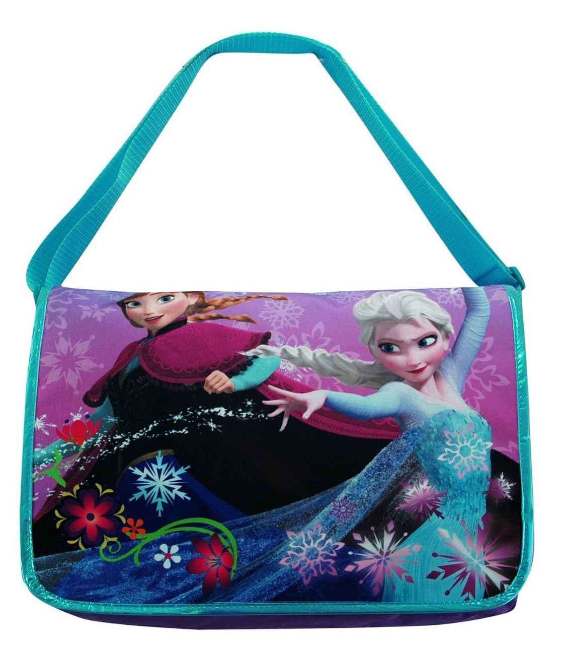 Frozen - Messenger Bag - Anna Elsa - Backpack