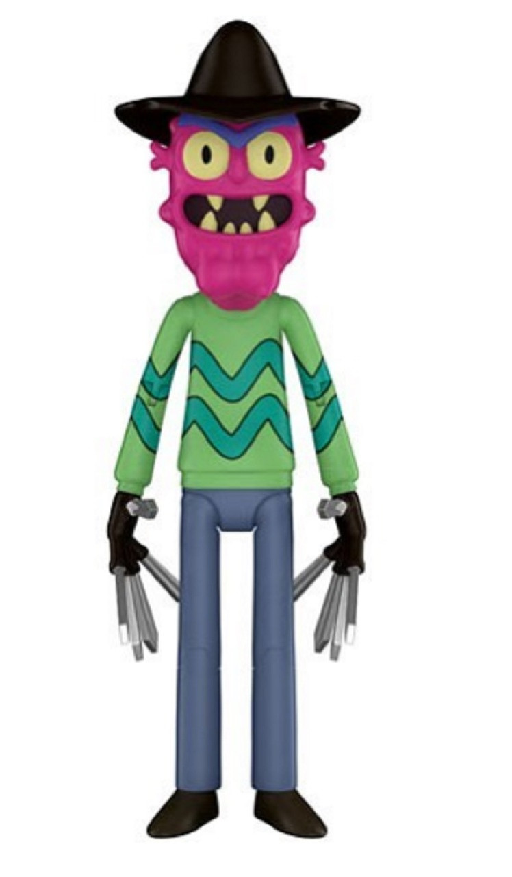 Action Figure: Rick & Morty - Scary Terry
