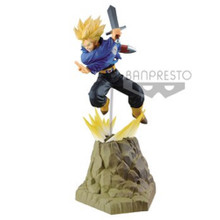 Dragon Ball Super - Absolute Perfection Figure - Trunks