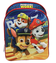 Backpack - Paw Patrol - Large 16 Inch - 3D