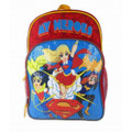 Backpack - Super Hero Girls - Large 16 Inch