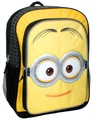 Backpack - Minions - Large 16 Inch - Yellow