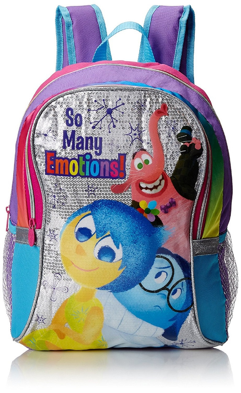 Backpack - Inside Out - Large 16 Inch