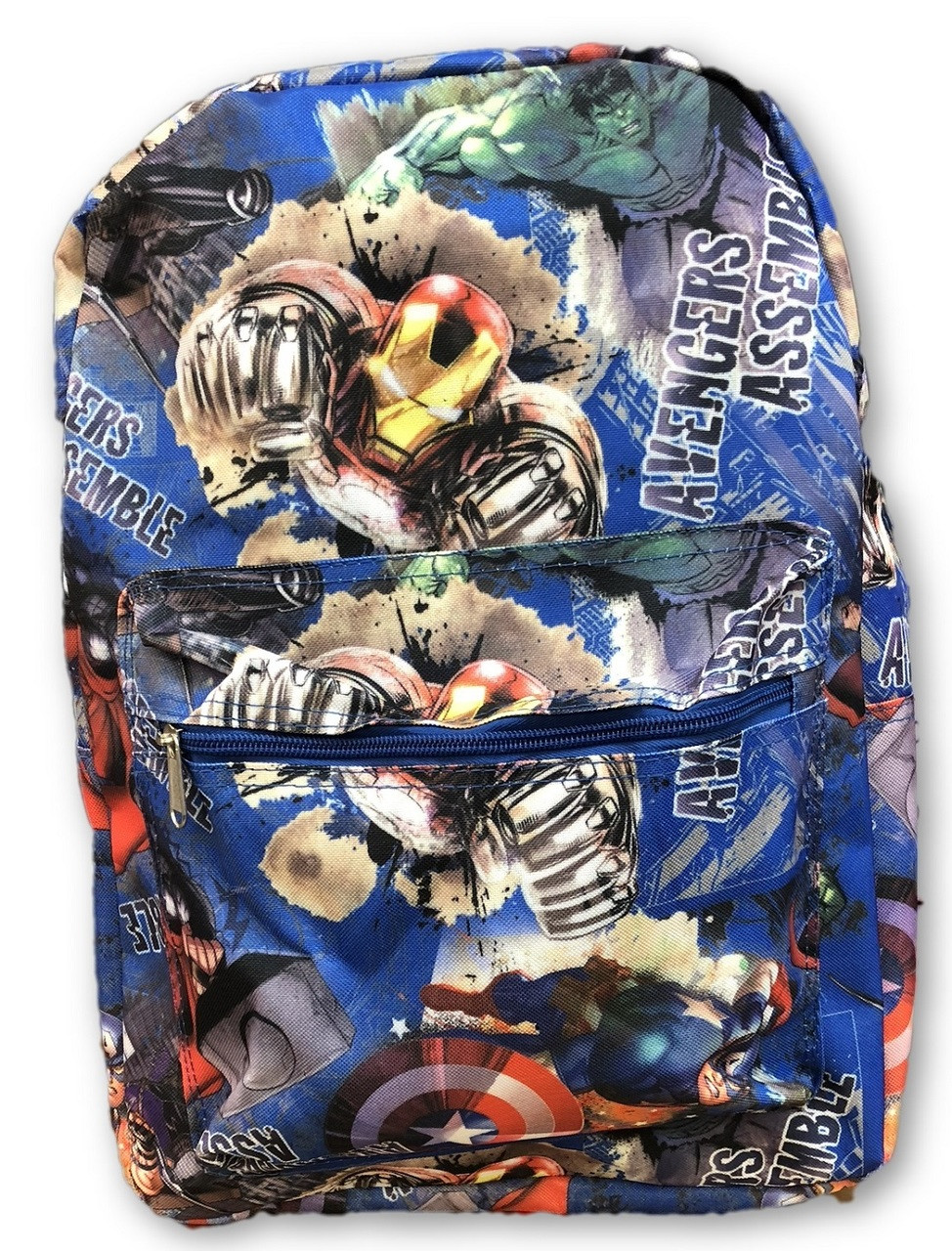 Backpack - Avengers - Large 16 Inch - All Over Print