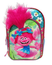 Backpack - Trolls - Large 16 Inch - Poppy