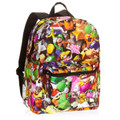 Backpack - Super Mario Brothers - Large 16 Inch - All Over Print - Wario