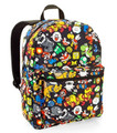 Backpack - Super Mario Brothers - Large 16 Inch - All Over Print - Bowser