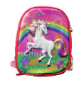 Backpack - Unicorn - Small 12 Inch - Two Legs Up