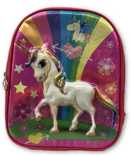 Backpack - Unicorn - Small 12 Inch - Standing