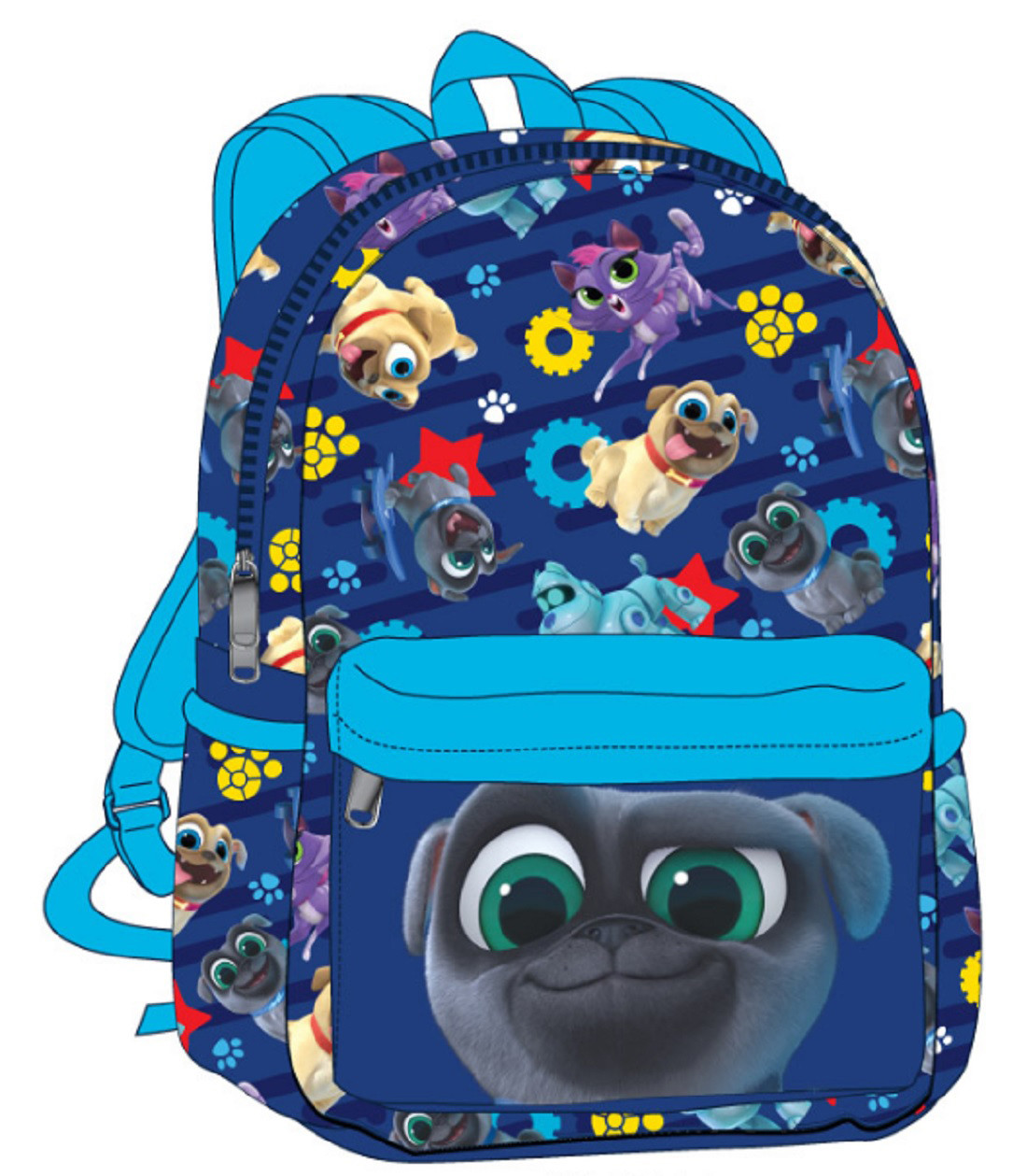 Backpack - Puppy Dog Pals - Large 16 Inch - Bingo