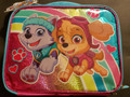 Lunch Box - Paw Patrol - Pink - Skye And Everest - Rainbow - Insulated