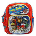 Backpack - Paw Patrol - Small 12 Inch - Blue and red