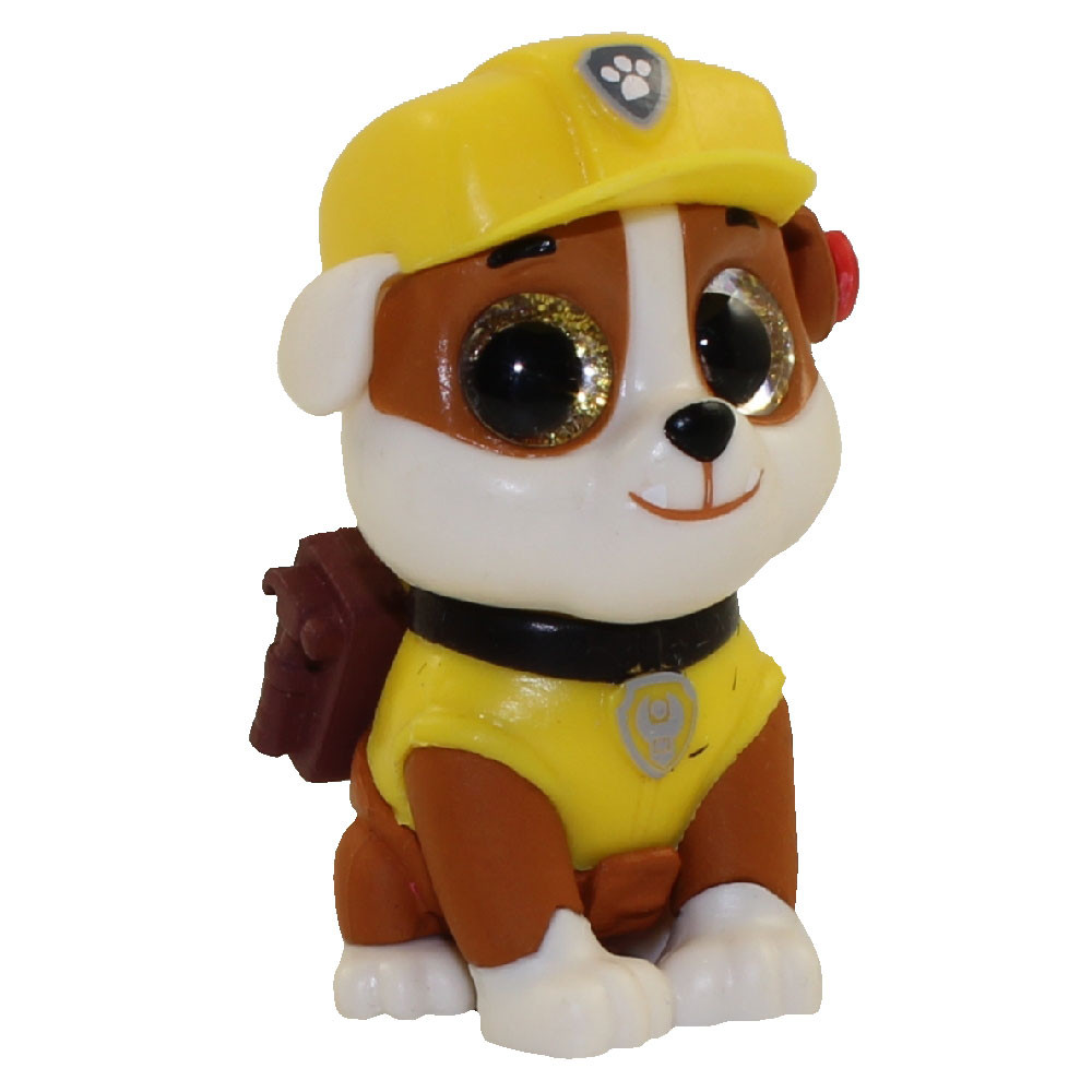 Toy - Paw Patrol - Figures - Rubble - TY