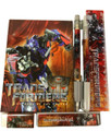 Stationery Set - Transformers - Multicolored - 6pc Favor Set