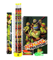 Stationery Set - Ninja Turtles - Green - 6pc Favor Set