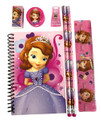 Stationery Set - Sofia the First - Pink - 6pc Favor Set