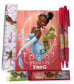 Tiana - Blue - 6pc Favor Set - Stationery Set