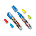 Party Favors - Avengers - Stackable Erasers - Blue - 1pc